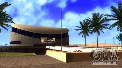 Texturas HD estádio de Las Venturas para GTA San Andreas terceira tela