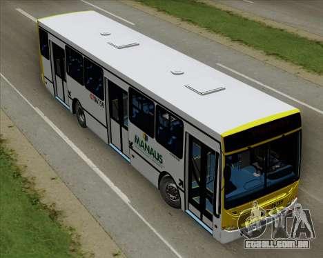 Caio Induscar Apache S21 Volksbus 17-210 Manaus para o motor de GTA San Andreas