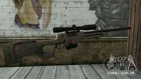 Sniper Rifle from PointBlank v2 para GTA San Andreas segunda tela