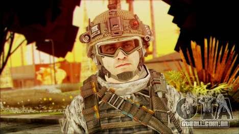 Ranger (CoD: MW2) v4 para GTA San Andreas terceira tela