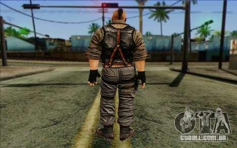 Os soldados de Rogue Warrior 2 para GTA San Andreas segunda tela