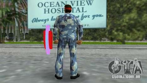 Camo Skin 11 para GTA Vice City terceira tela