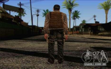 Frost from ArmA II: PMC para GTA San Andreas segunda tela