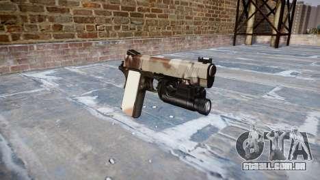 Arma Kimber 1911 Choco para GTA 4