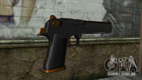 Nitro Desert Eagle para GTA San Andreas segunda tela