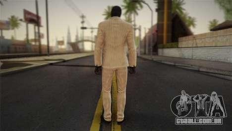 Black Mask para GTA San Andreas segunda tela