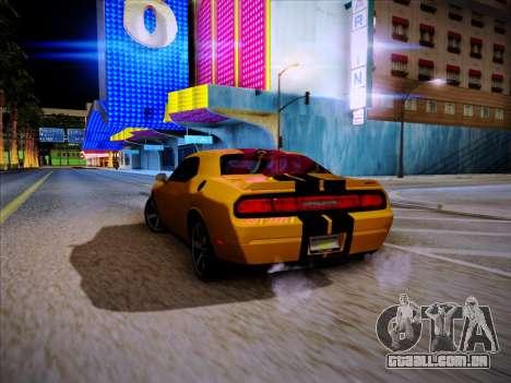 Novo ENBSeries por MC_Dogg para GTA San Andreas décimo tela