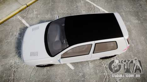 Volkswagen Golf Mk4 R32 Wheel2 para GTA 4 vista direita