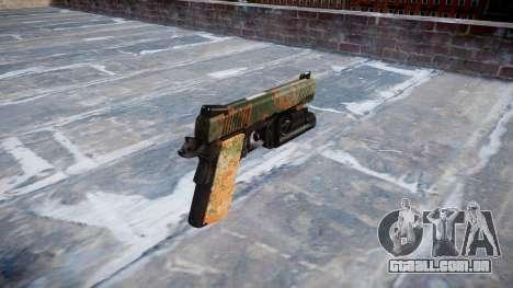Arma Kimber 1911 Selva para GTA 4 segundo screenshot