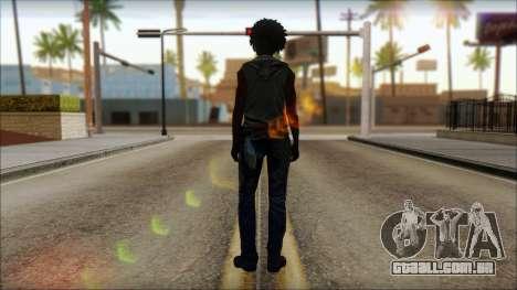 Joslin Reyes para GTA San Andreas segunda tela