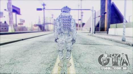 Ranger (CoD: MW2) v2 para GTA San Andreas segunda tela