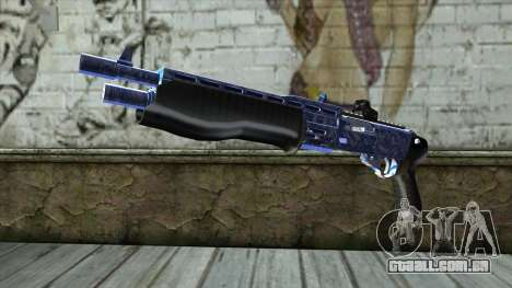 Graffiti Shotgun v2 para GTA San Andreas
