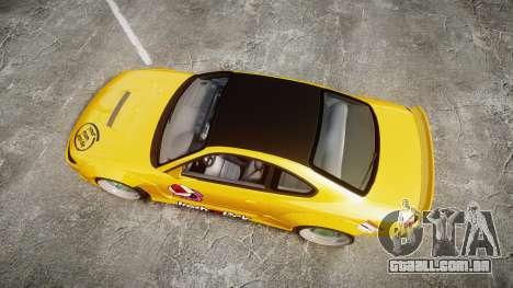 Nissan Silvia S15 Street Drift [Updated] para GTA 4 vista direita