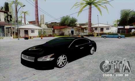 Nissan Maxima para GTA San Andreas