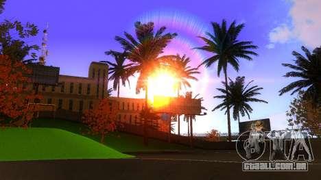 Texturas HD skate Park e hospital V2 para GTA San Andreas nono tela