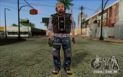Tanny from ArmA II: PMC para GTA San Andreas
