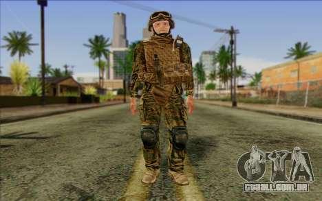 Soldados do Exército dos EUA (ArmA II) 2 para GTA San Andreas