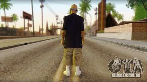 El Coronos Skin 3 para GTA San Andreas segunda tela
