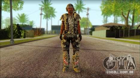 O próximo Capítulo (Aliens vs. Predator 2010) v2 para GTA San Andreas