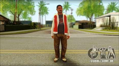 GTA 5 Ped 23 para GTA San Andreas