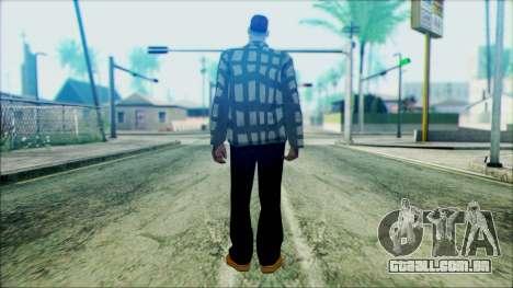 Bmypol2 from Beta Version para GTA San Andreas segunda tela