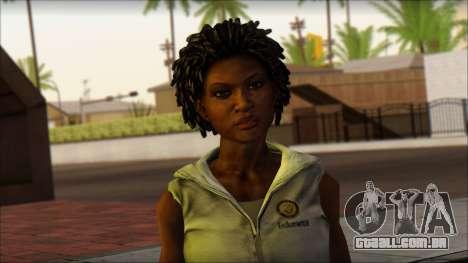 Joslin Reyes para GTA San Andreas terceira tela