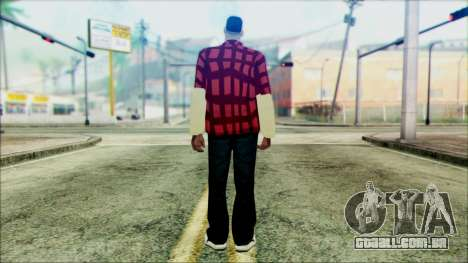 Bmypol1 from Beta Version para GTA San Andreas segunda tela
