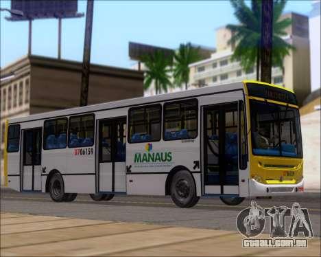 Caio Induscar Apache S21 Volksbus 17-210 Manaus para GTA San Andreas vista direita