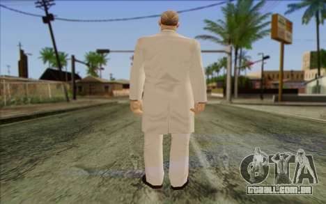 Russo médico para GTA San Andreas segunda tela