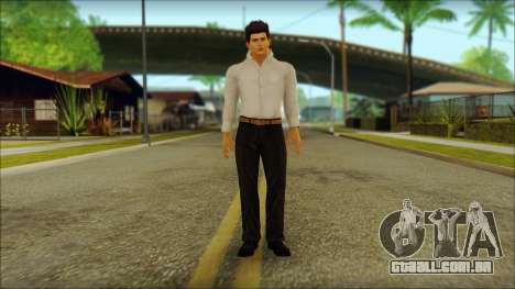 Dead Or Alive 5 Jann Lee 3rd Outfit para GTA San Andreas