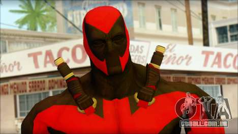 Ultimate Deadpool The Game Cable para GTA San Andreas terceira tela