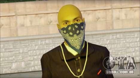 El Coronos Skin 3 para GTA San Andreas terceira tela