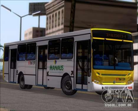 Caio Induscar Apache S21 Volksbus 17-210 Manaus para as rodas de GTA San Andreas