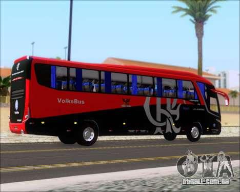 Marcopolo Paradiso 1200 G7 4X2 C.R.F Flamengo para o motor de GTA San Andreas