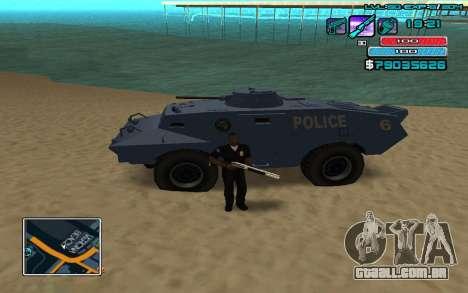 C-HUD por WH editado Mr_Zlo para GTA San Andreas