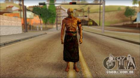Outlast Surgeon para GTA San Andreas