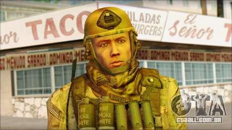 USA Soldier v2 para GTA San Andreas terceira tela