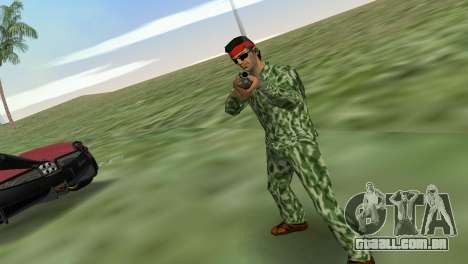 Camo Skin 04 para GTA Vice City terceira tela