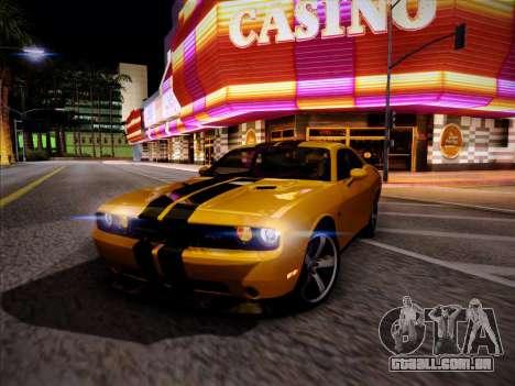 Novo ENBSeries por MC_Dogg para GTA San Andreas twelth tela