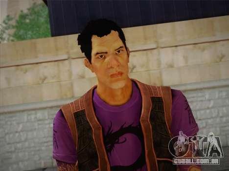 Slim Thug para GTA San Andreas terceira tela