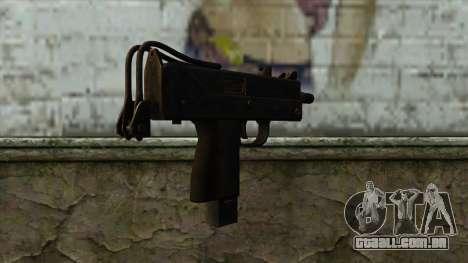 TheCrazyGamer Mac 10 para GTA San Andreas segunda tela