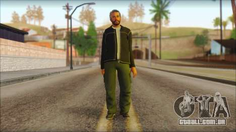 GTA 5 Ped 4 para GTA San Andreas
