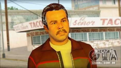 GTA 5 Ped 8 para GTA San Andreas terceira tela
