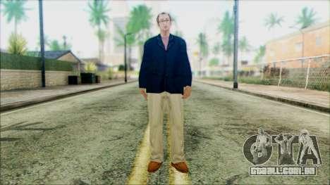 Rosenberg from Beta Version para GTA San Andreas