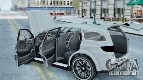 GTA 5 Bravado Gresley para GTA 4 vista direita