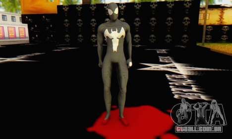 Skin The Amazing Spider Man 2 - Molecula Estable para GTA San Andreas sétima tela