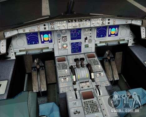 Airbus A330-300 Scandinavian Airlines System. para as rodas de GTA San Andreas