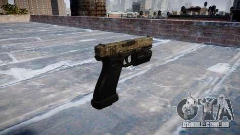 Pistola Glock de 20 devgru para GTA 4 segundo screenshot