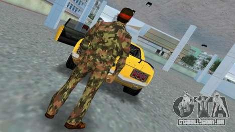 Camo Skin 09 para GTA Vice City segunda tela