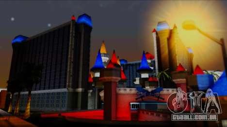 Graphic Unity V4 Final para GTA San Andreas twelth tela